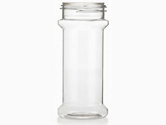 Small Plastic Spice Jar