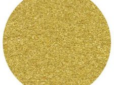 Gold Colored Sanding Sugar
