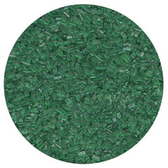 Green Coarse Sugar