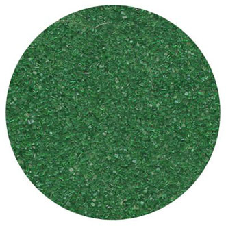 Green Colored Sanding Sugar