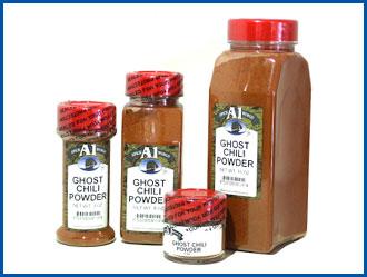 Ghost Chili Powder