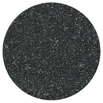 Black Colored Sanding Sugar