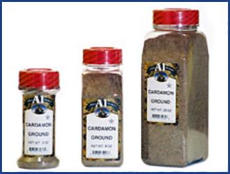 Cardamom Ground