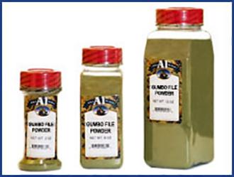 Gumbo File Powder