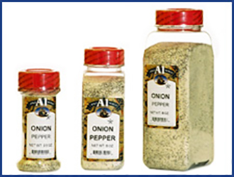 Onion Pepper Seasoning
