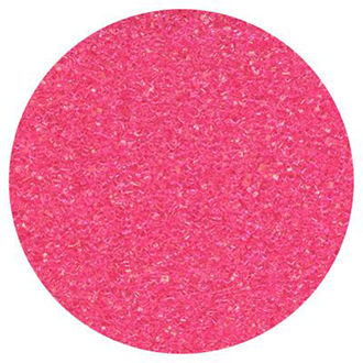 Pink Colored Sanding Sugar