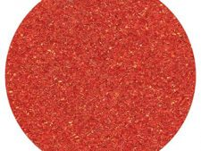 Red Colored Sanding Sugar