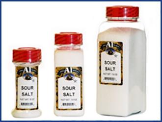 Citric Acid, Sour Salt