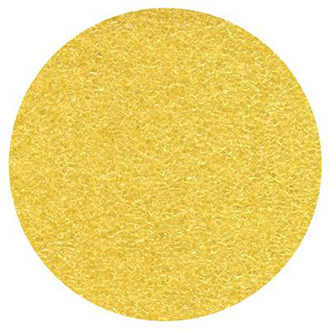 Yellow Colored Sanding Sugar