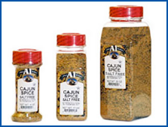 Cajun Seasoning - Salt Free