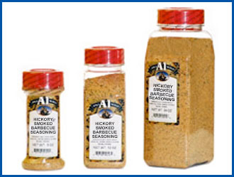 Hickory Smoked Barbecue Seasoning