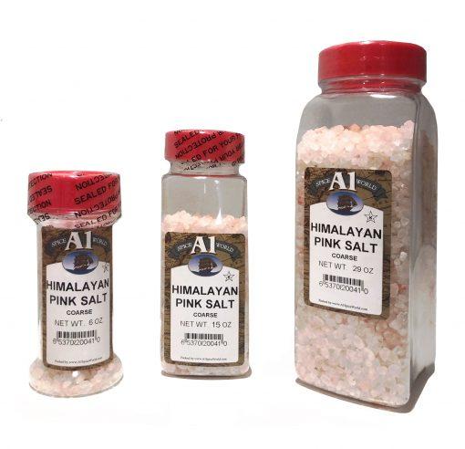 Himalayan Pink Salt Coarse